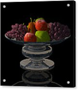 Bowl Of Fruit... Acrylic Print