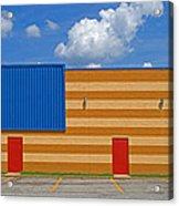 Bowling Alley Img 3587 Acrylic Print