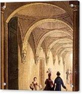 Box Entrance To The English Opera Acrylic Print