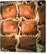 Box Of Chocolates Acrylic Print