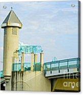 Boyton Beach Bridge Acrylic Print