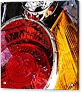 Brake Light 11 Acrylic Print