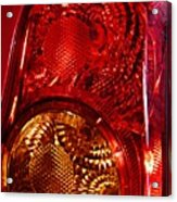 Brake Light 45 Acrylic Print