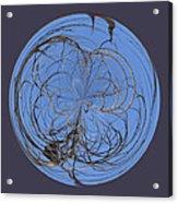 Branch Orb Acrylic Print