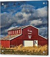 Branded Barn Acrylic Print