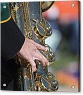 Brass Musical Instrument 01 Acrylic Print