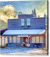 Brauer Real Estate Linwood Kansas Acrylic Print