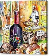 Bread From Bergamo Acrylic Print