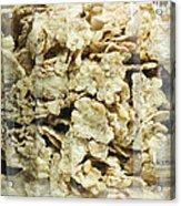 Breakfast Cereals Acrylic Print