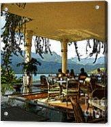 Breakfast In Hanalei Acrylic Print