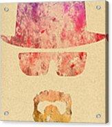 Breaking Bad - 6 Acrylic Print