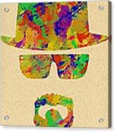 Breaking Bad - 8 Acrylic Print