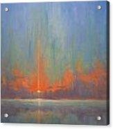 Breaking Sky II Acrylic Print