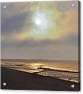 Breaking Sun Acrylic Print