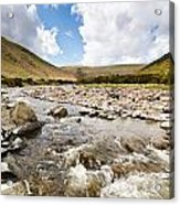 Breamish Valley   Acrylic Print