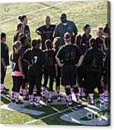 Breast Cancer Games 7285 Acrylic Print