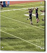 Breast Cancer Games 7377 Acrylic Print