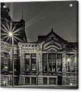 Brewhouse 1880 Acrylic Print