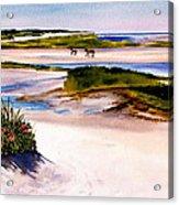 Brewster Ebb Tide Acrylic Print