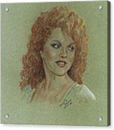 Kentucky Beauty Acrylic Print