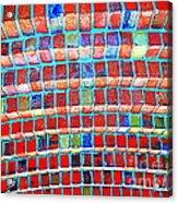 Brick Beauty Acrylic Print