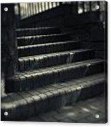 Brick Steps Acrylic Print