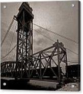 Bridge Again Acrylic Print
