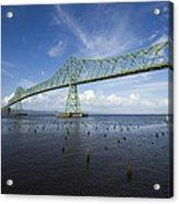 Bridge Astoria Or 2 A Acrylic Print