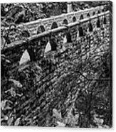 Bridge At Whatcom Falls Park  Acrylic Print