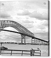 Bridge II Acrylic Print
