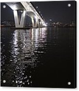 Bridge Korea Acrylic Print