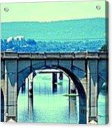 Bridge Of Arches Acrylic Print