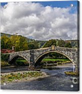 Bridge Of Swearing Acrylic Print