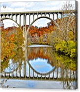 Bridge Over The River Kwai Acrylic Print
