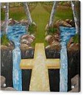 Bridge To Eternity Acrylic Print