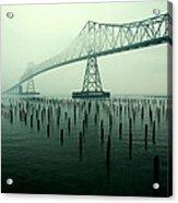 Bridge To Nowhere Acrylic Print