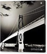 Bridge To Poughkeepsie 2 Acrylic Print