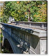 Bridge To Serenity Acrylic Print