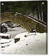 Bridge To Wonderland Acrylic Print