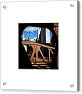 Bridge_09.23.12 Acrylic Print