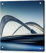 Bridge#1 Acrylic Print