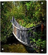 Bridge6 Acrylic Print