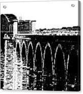 Bridging The Boyne Acrylic Print