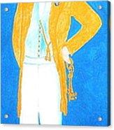 Brigham Young Held The Keys Acrylic Print