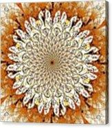 Bright Flower Acrylic Print