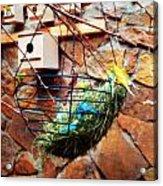 Bright Wings Acrylic Print
