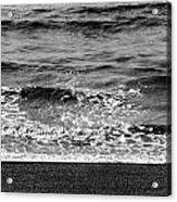 Brighton Beach Acrylic Print