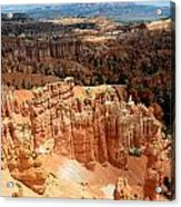 Brilliant Bryce Acrylic Print by Carrie Putz