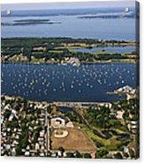 Bristol, Rhode Island Acrylic Print
