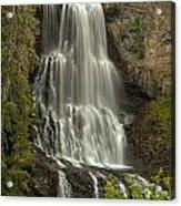 British Columbia Alexander Falls Acrylic Print